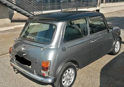mini rover d'epoca del 1993 a Roma