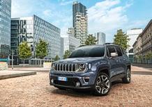 Jeep Renegade 2020, arriva l'ibrido