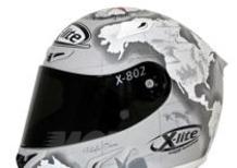 X-Lite: in vendita da fine anno la replica del casco celebrativo con cui Carlos Checa correrà a Portimao