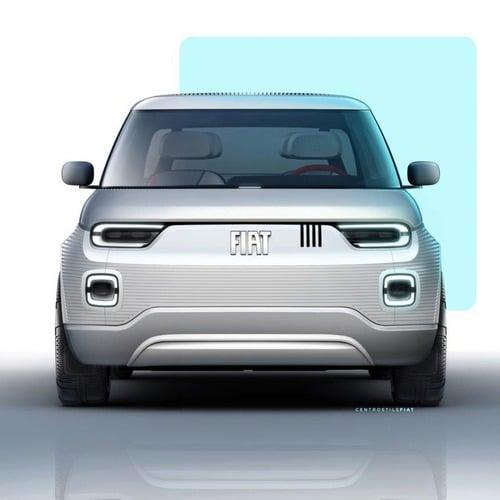 Fiat Centoventi pronta da ordinare su sito Fiat? Prove di configuratore online per la nuova Panda EV del 2021 [Foto gallery e Video] (7)