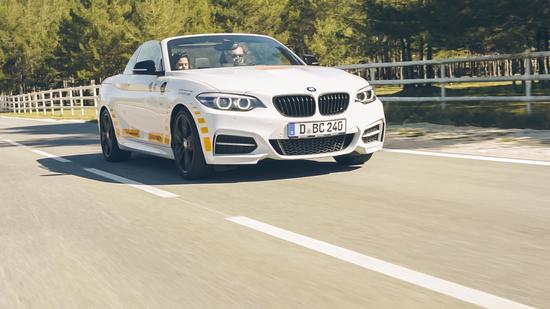 Black Chili Driving Experience 2019 su Route Napoléon e Grand Canyon - BMW M240i