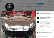 Zlatan Ibrahimovic si regala una Ferrari Monza SP2
