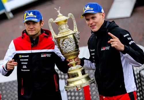 WRC 2019 Galles. Ott Tanak e Toyota Spietati! (7)
