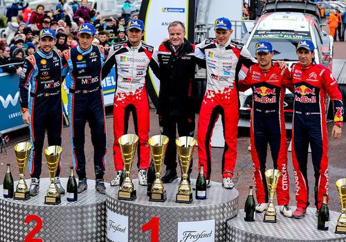 WRC 2019 Galles. Ott Tanak e Toyota Spietati! (9)
