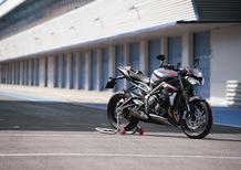 Nuova Triumph Street Triple RS 2020: ancora più potente!