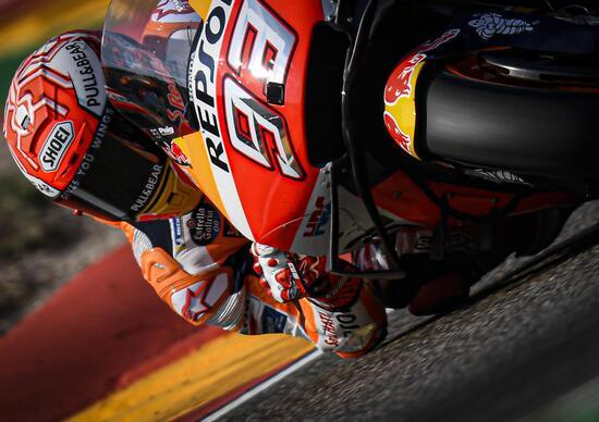 MotoGP 2019. Marc Marquez, da Cervera al lancio della #8ball