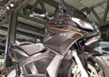 Nuovo maxiscooter Aprilia SRV 850