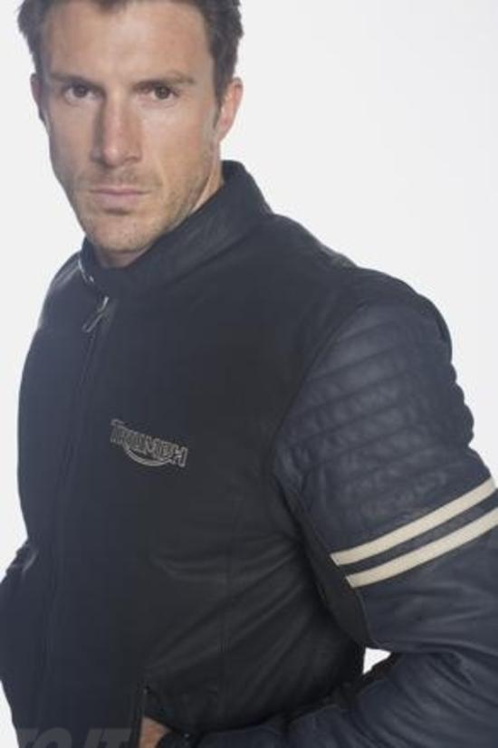Collezione abbigliamento autunno/inverno 2011 Triumph