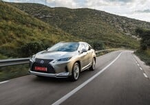 Lexus RX 2020: il luxury SUV giapponese si rinnova [Video]