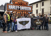Harley Davidson Ladies National Run: ecco com'è andata!
