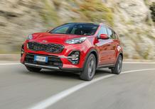 Kia Sportage, arriva la motorizzazione ECO-GPL