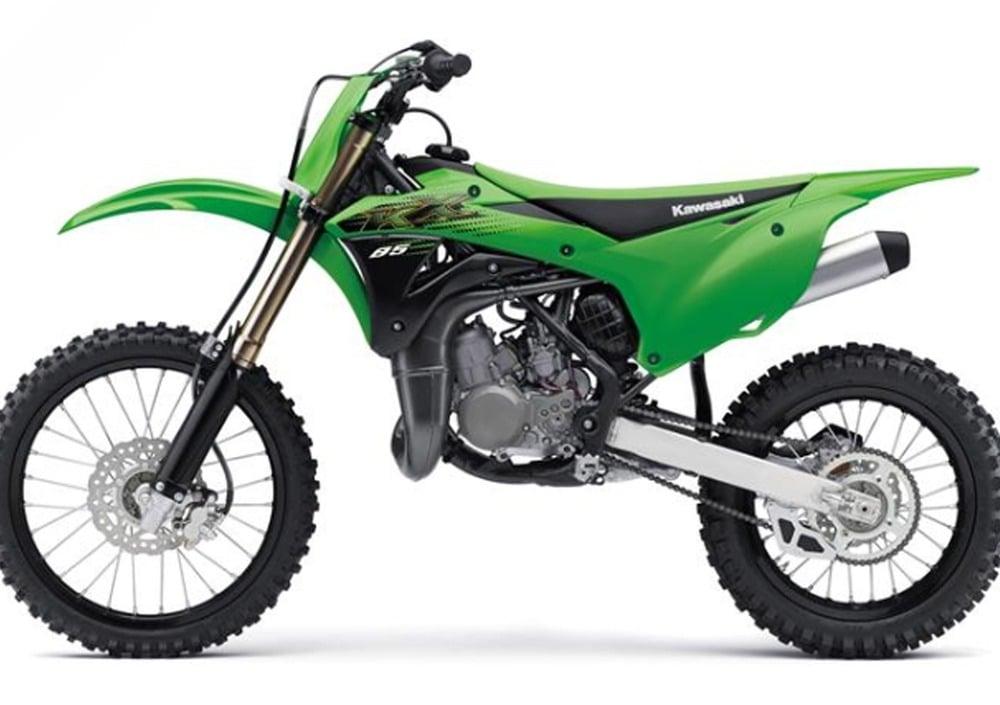 Kawasaki 2021 KX85 II - Cradley Kawasaki