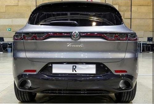 Alfa Romeo Tonale: nuove foto inedite  (2)