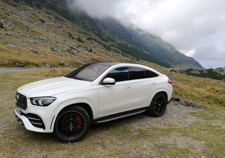 Mercedes GLE Coupé 2020: primo contatto con il SUV sportivo