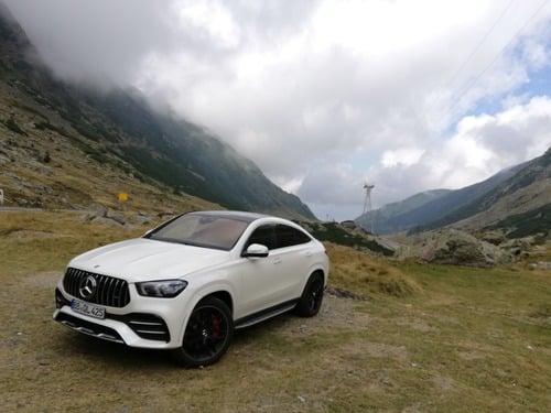 Mercedes GLE Coupé 2020: primo contatto con il SUV sportivo (6)