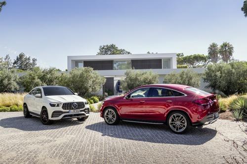 Mercedes GLE Coupé 2020: primo contatto con il SUV sportivo (9)