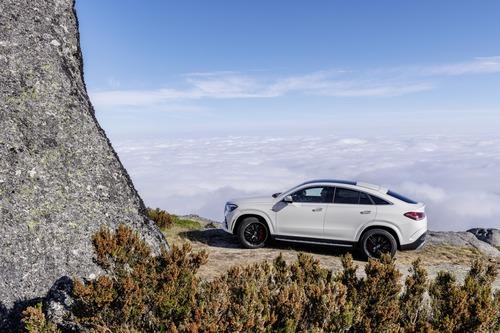 Mercedes GLE Coupé 2020: primo contatto con il SUV sportivo (4)