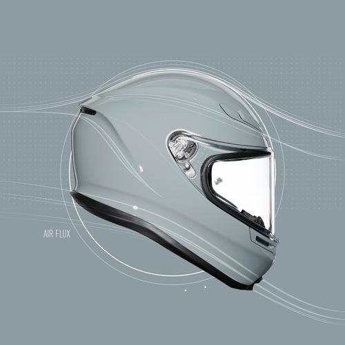 AGV K6: nuovo casco sport-touring