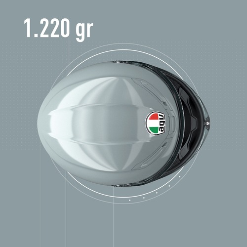 AGV K6: nuovo casco sport-touring  (5)