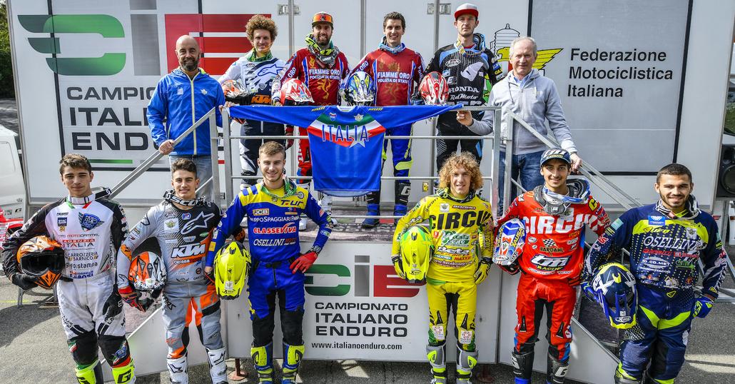 Le squadre italiane per la Sei Giorni in Portogallo