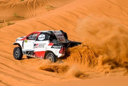 Rally del Marocco. Andy Short per doppietta Husqvarna, Giniel de Villiers per conferma Toyota (2)