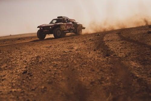 Rally del Marocco. Andy Short per doppietta Husqvarna, Giniel de Villiers per conferma Toyota (8)
