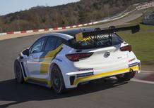 Opel Astra TCR [Video prova in pista]