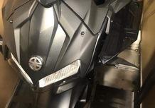 Kawasaki Z-H2: le prime foto dei dettagli!