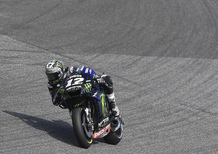 MotoGP, Vinales: Non so se continuerò con Yamaha