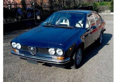 Alfetta GT 1800 Prima Serie d'epoca del 1975 a Bologna