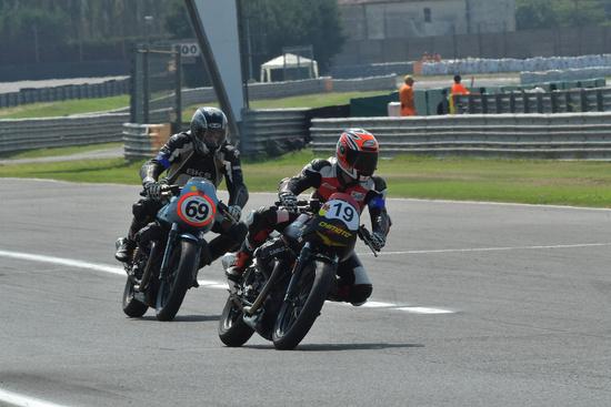 Il trofeo Moto Guzzi Fast Endurance