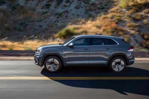 Volkswagen gamma SUV 2020: dopo Touareg viene Teramont? (6)