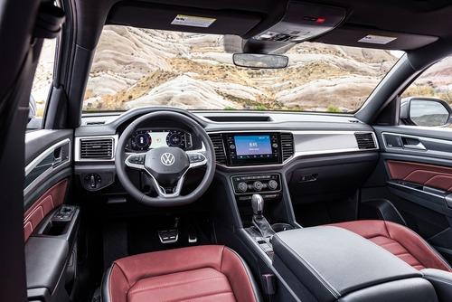 Volkswagen gamma SUV 2020: dopo Touareg viene Teramont? (9)