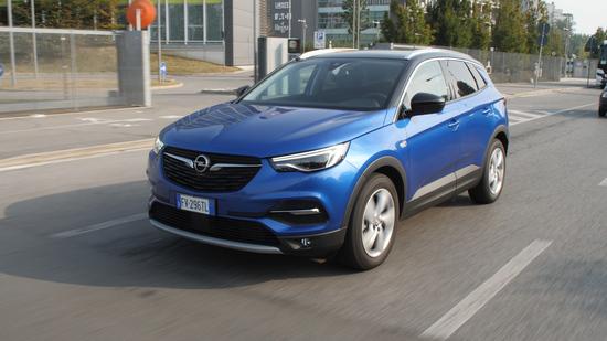 Opel Gamma X