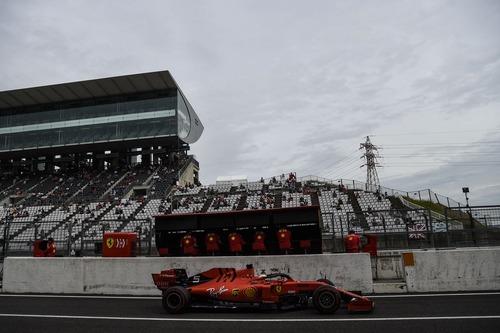 F1, GP Giappone 2019: Ferrari, ecco cosa è andato storto (7)