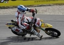 Adrien Chareyre si aggiudica la prova finale del Mondiale 2011 supermoto