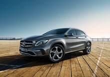Promozione acquisto Mercedes GLA: le offerte con incentivi e sconti