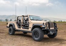 Jeep Gladiator XMT, la Gladiator per l'esercito USA