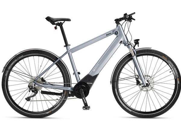 BMW Active Hybrid E-Bike, la nuova bicicletta elettrica dellelica
