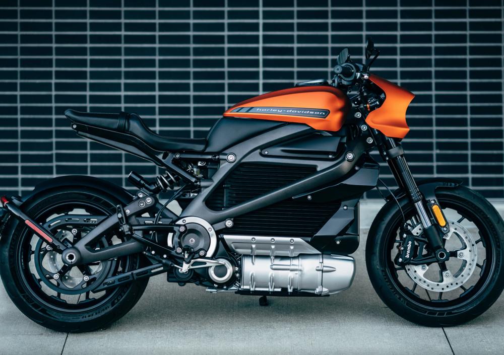 Harley Davidson sospende la produzione della LiveWire