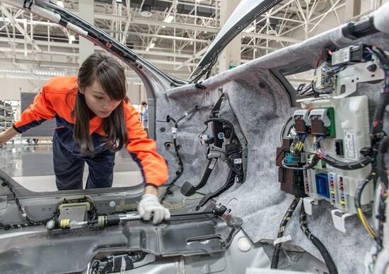 Come la Cina ha conquistato il mondo dell'auto