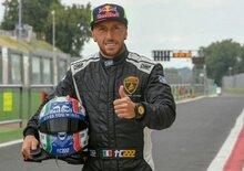 Tony Cairoli a quattro ruote: a Jerez con Lamborghini