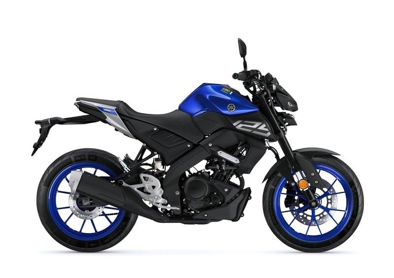 Yamaha Mt 125 Abs 2020 Prezzo E Scheda Tecnica Moto It