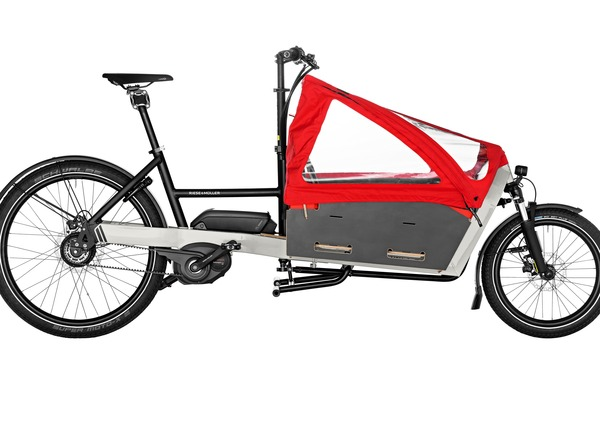 Riese & Müller Packster 60. Test e review della cargo eBike