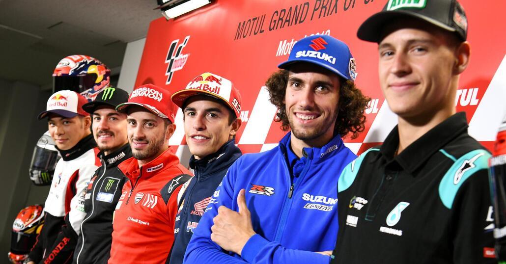 MOTORI: Marquez conquista la pole a Motegi, settimo Dovizioso