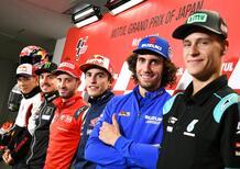 MotoGP 2019. I commenti dei piloti alla vigilia del GP del Giappone