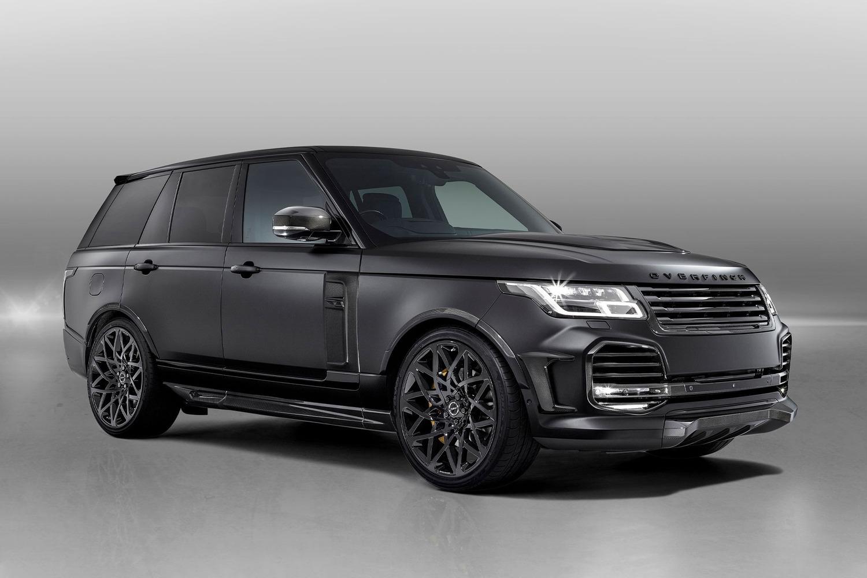 Range Rover Overfinch Velocity: sportività e lusso