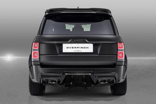 Range Rover Overfinch Velocity: sportività e lusso (3)