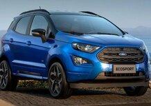Ford aggiorna il Listino prezzi della Ecosport SUV
