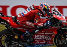 MotoGP 2019. Andrea Dovizioso: Spingi spingi, ma non basta